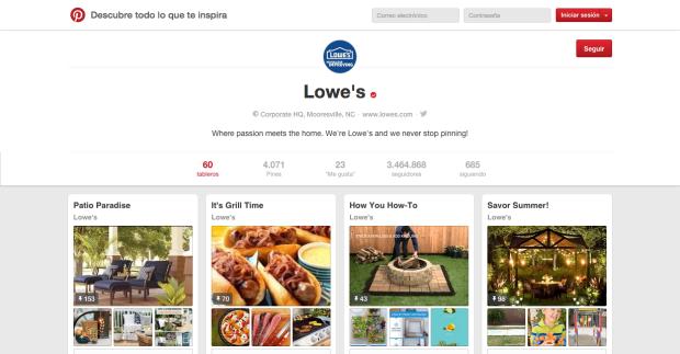 Lowe s on Pinterest