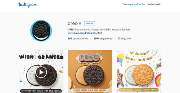 OREO oreo • Fotos y vídeos de Instagram