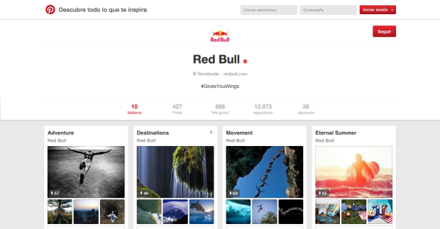 Red Bull on Pinterest