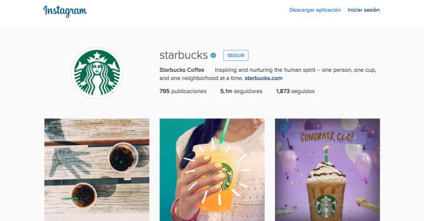 Starbucks Coffee ☕ starbucks • Fotos y vídeos de Instagram